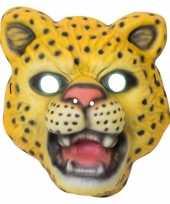 Vergelijk dierenmasker verkleed panter voor kinderen prijs