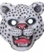 Vergelijk dierenmasker verkleed sneeuwluipaard voor kinderen prijs
