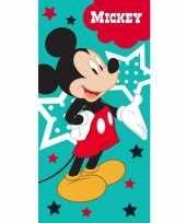 Vergelijk disney mickey mouse badhanddoek 70 x 140 cm prijs