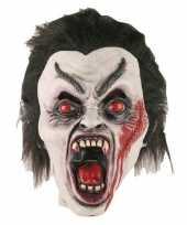 Vergelijk dracula horror halloween masker van latex prijs