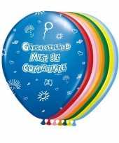 Vergelijk eerste communie ballonnen prijs