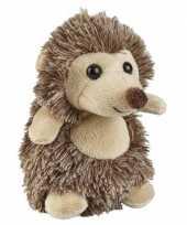 Vergelijk egel knuffeldier 12 cm prijs