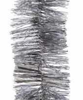 Vergelijk elegant christmas kerstboom decoratie slinger zilver 270 cm prijs
