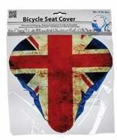 Vergelijk fietszadeldek zadelhoes groot brittannie prijs