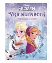 Vergelijk frozen vriendschapboekje prijs