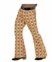 Vergelijk gekleurde hippie heren broek xxl prijs