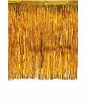 Vergelijk glinsterend deurgordijn goud prijs