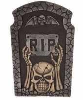 Vergelijk grafsteen rip met knipperende ogen 54 cm prijs