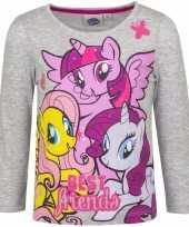Vergelijk grijs my little pony shirt voor kinderen prijs