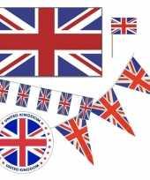 Vergelijk groot brittanie decoraties versiering pakket prijs