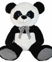 Vergelijk grote knuffel pandabeer 70 cm prijs 10135688