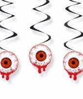 Vergelijk halloween hangslingers oogbollen 60 cm prijs