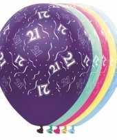 Vergelijk helium leeftijd ballon 21 jaar prijs