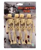 Vergelijk horror skelet slinger 150 cm prijs