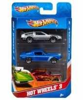 Vergelijk hot wheels race autos 3 stuks prijs