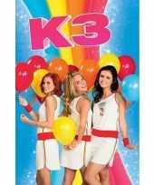 Vergelijk k3 maxi poster 61 x 91 5 cm prijs