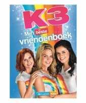 Vergelijk k3 vriendschapboekje prijs 10070182