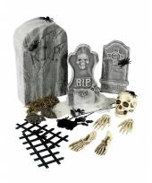 Vergelijk kerkhof versieringsset 24 delig prijs