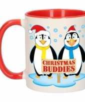 Vergelijk kerst beker christmas buddies 300 ml prijs