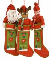 Vergelijk kerst kous met sneeuwman prijs