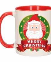 Vergelijk kerstmis mok beker kerstman 300 ml prijs