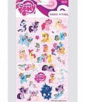 Vergelijk kinder my little pony stickers bubbel prijs