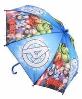 Vergelijk kinder paraplu van avengers prijs