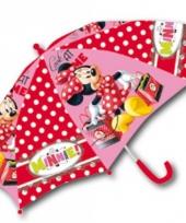 Vergelijk kinder paraplu van disney minnie mouse prijs