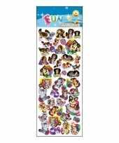 Vergelijk kinder stickers cartoon katten en honden prijs