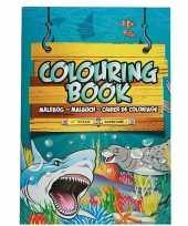 Vergelijk kinderspeelgoed oceaan dieren thema kleurplaten a4 formaat kleurboeken tekenboeken prijs