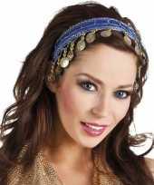 Vergelijk kobalt blauwe verkleed feest buikdanseressen hoofdband diadeem voor dames volwassenen prij