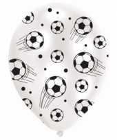 Vergelijk latex ballonnen met voetbal print prijs