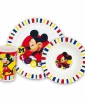 Vergelijk lunchset mickey mouse voor kinderen prijs