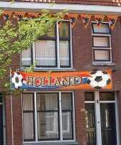Vergelijk mega holland spandoek 370 x 60 cm prijs