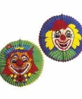 Vergelijk mega lampion met clowns gezicht prijs
