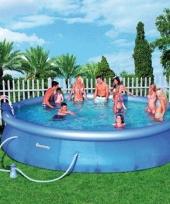 Vergelijk mega opblaas zwembad 549 cm prijs