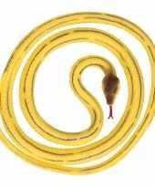 Vergelijk mega rubberen dieren python 137 cm prijs 10140376