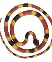Vergelijk mega rubberen dieren python 137 cm prijs 10140377