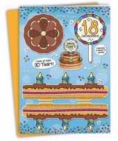 Vergelijk mega taart voor een 18 jarige verjaardag prijs