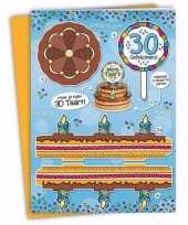 Vergelijk mega taart voor een 30 jarige verjaardag prijs