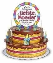 Vergelijk mega taart wenskaart voor mama moederdag prijs