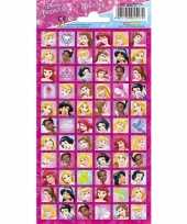 Vergelijk meisjes stickers disney princess prijs