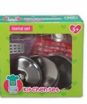 Vergelijk metalen pannenset voor kinderen prijs