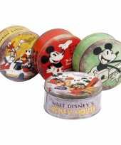 Vergelijk mickey mouse bewaarblik rood prijs