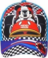 Vergelijk mickey mouse petje blauw voor jongens prijs