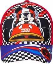 Vergelijk mickey mouse petje rood voor jongens prijs