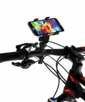 Vergelijk mobiele telefoon smartphone standaard voor op de fiets prijs