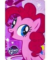 Vergelijk my little pony fleece bankdeken voor meisjes prijs 10127299