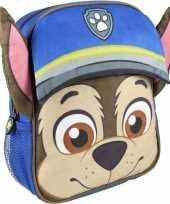 Vergelijk paw patrol rugzak rugtas 23 x 28 cm chase schooltas gymtas voor kinderen prijs
