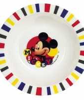 Vergelijk peuterbordje disney mickey mouse prijs